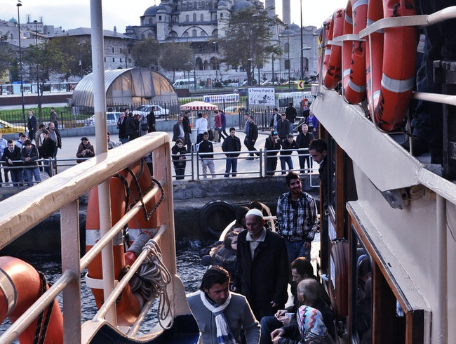 Experience the Bosphorus by Boat
