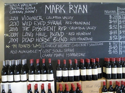 Mark Ryan Winery Woodinville Washington United States