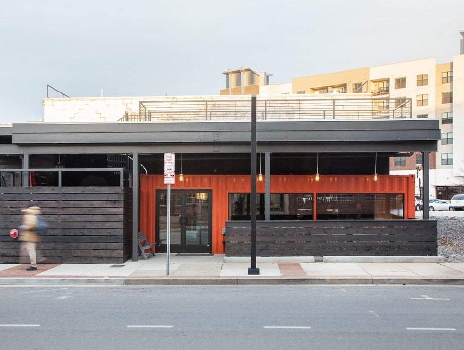 Stylish Stays at the 404 Kitchen and Hotel Nashville Tennessee United States