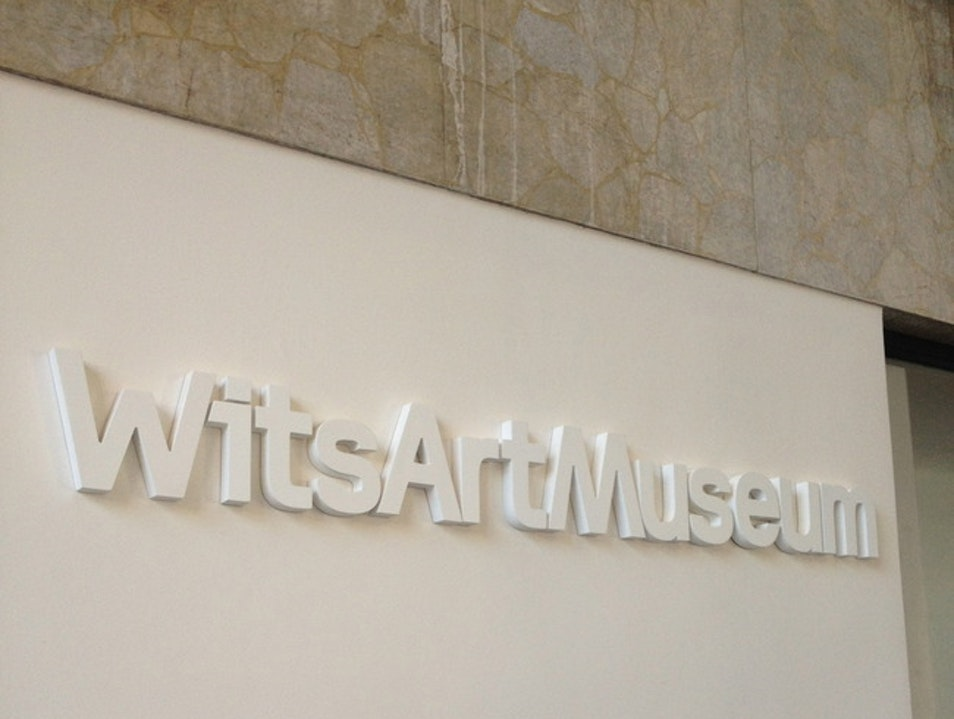 Breakout Activity #7: Meet the Curator at Wits Art Museum Johannesburg  South Africa