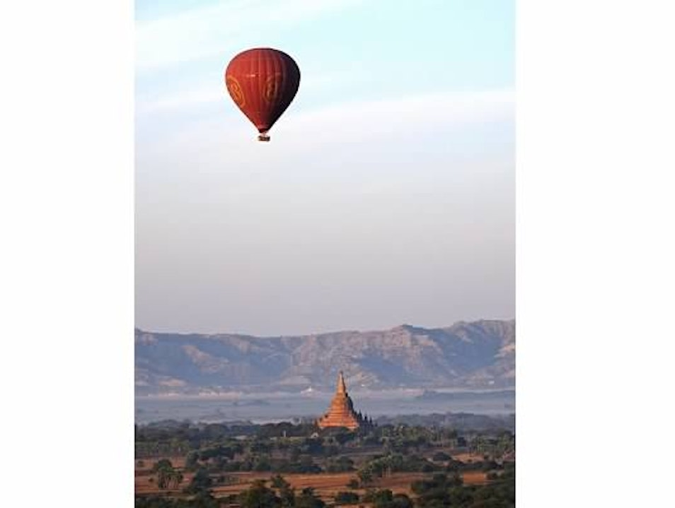 An Unforgettable Experience! Old Bagan  Myanmar