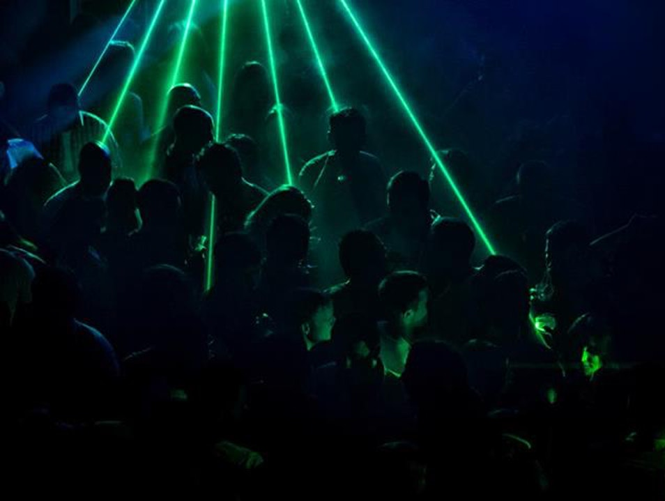 Rave All Night at Fabric London  United Kingdom