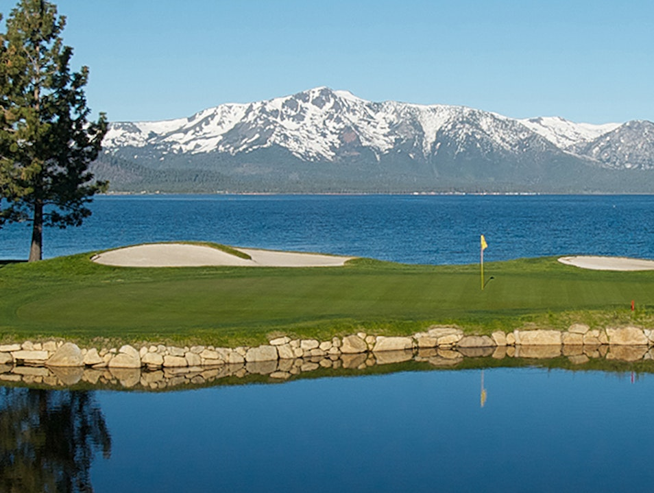 Edgewood Tahoe Golf Course Stateline Nevada United States