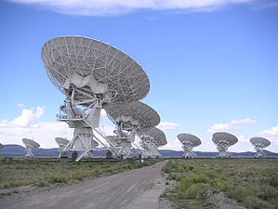 Science and Space in New Mexico Socorro New Mexico United States