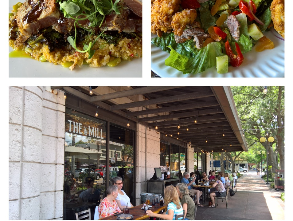 American Rustic meets Sunny St Pete at The Mill