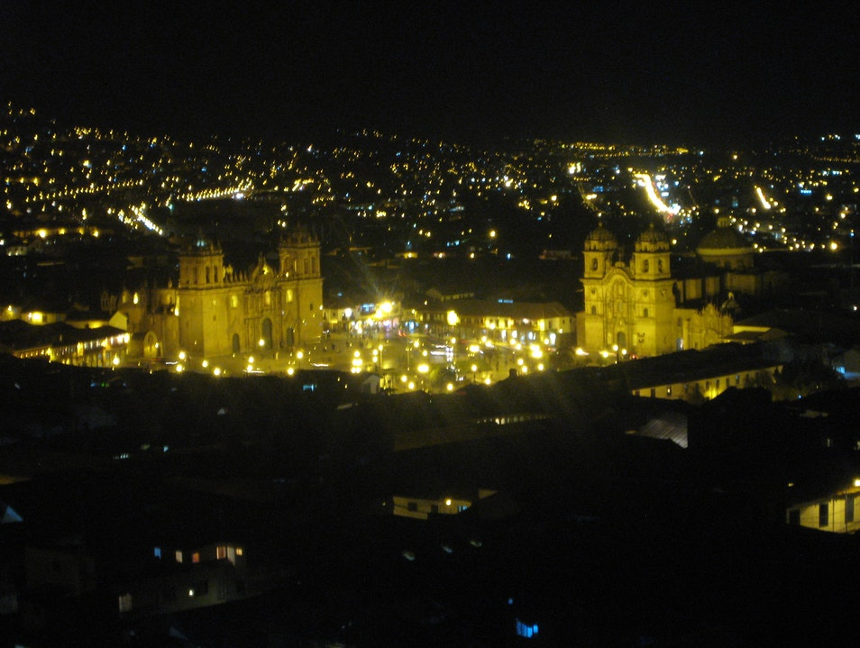 Loki Lookout Cusco  Peru