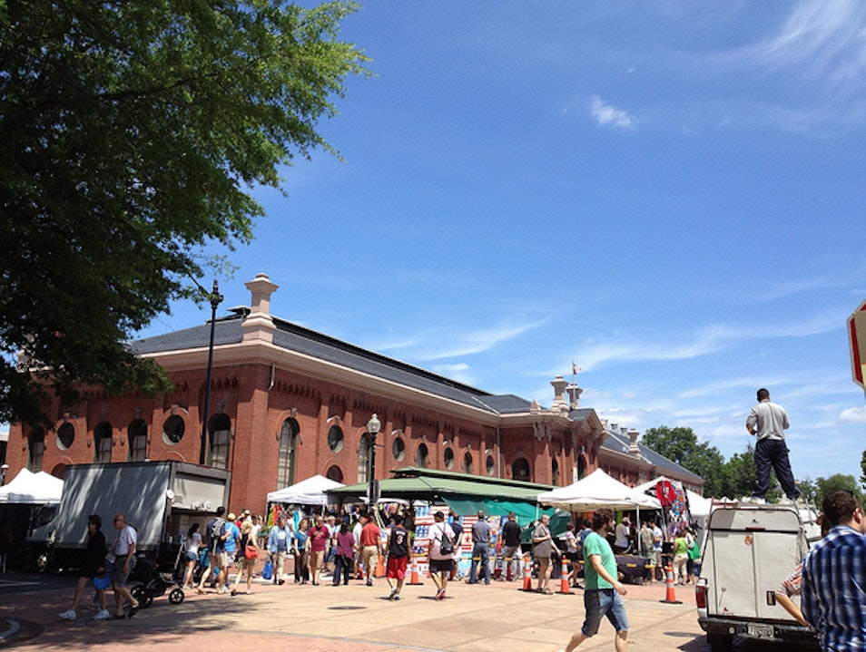 A Historic Market Washington, D.C. District of Columbia United States