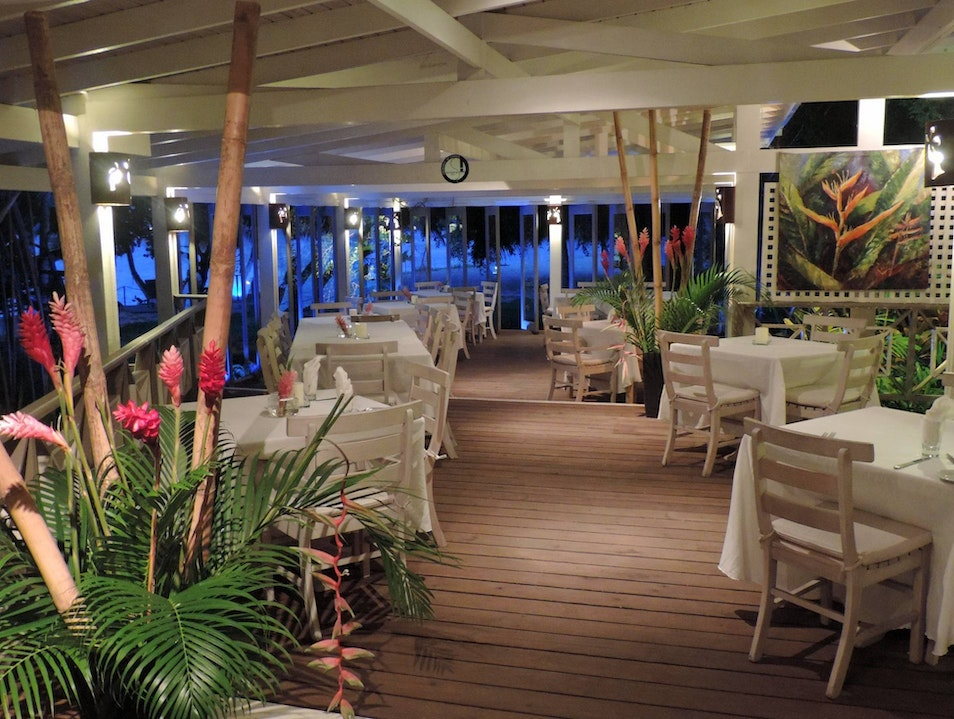 The Beach House Restaurant Saint George  Grenada