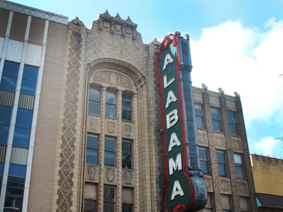 Alabama Theatre Birmingham Alabama United States