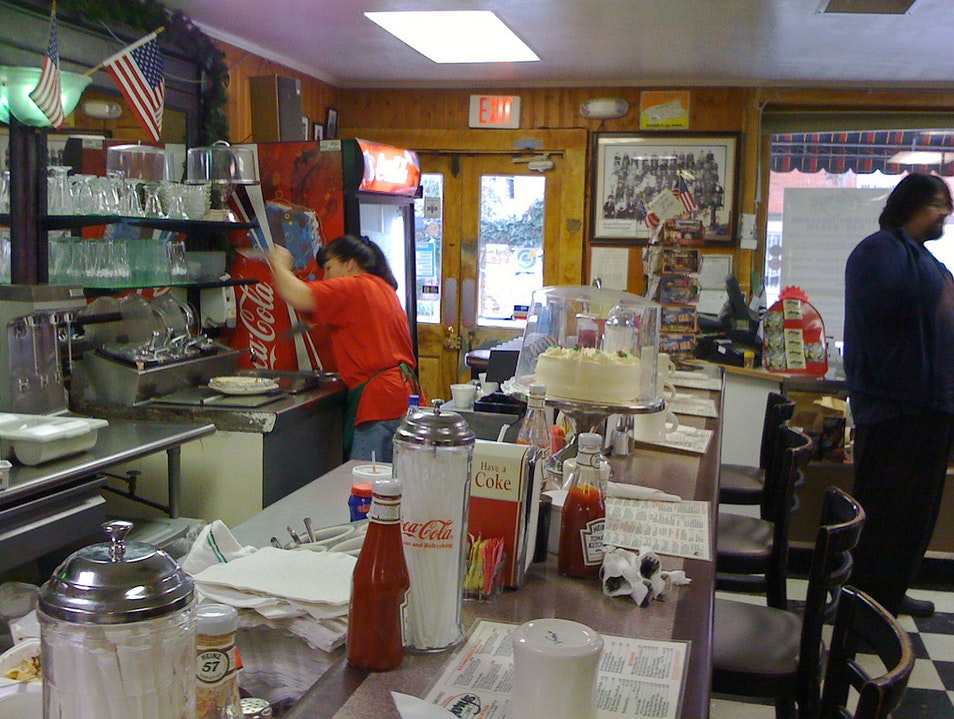 Traditional Diner in Savannah