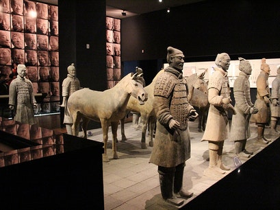 Shaanxi History Museum Xi'an  China