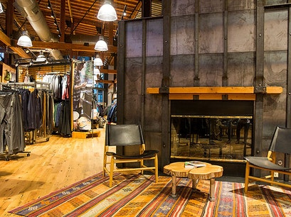 REI Flagship Store Seattle Washington United States
