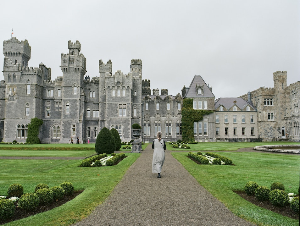 Ashford Castle  The Derries  Ireland