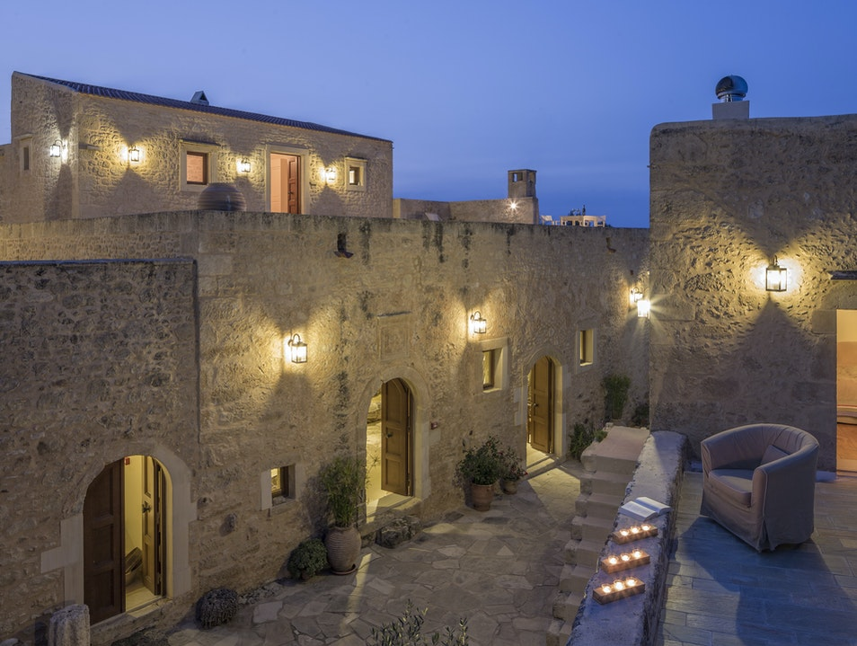 Kapsaliana Village Hotel, Crete   Greece