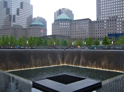 9/11 Memorial New York New York United States