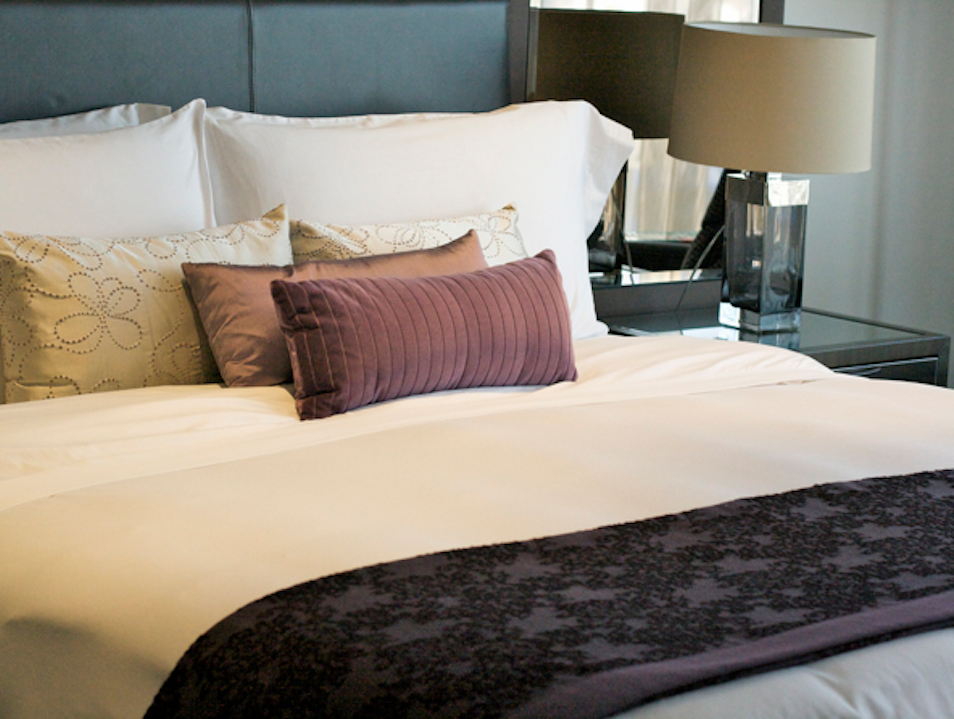 Sleep in Luxurious Style at the St. Regis