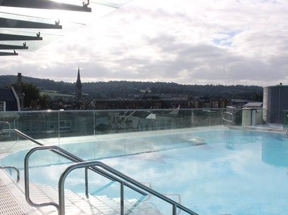 Thermae Bath Spa Bath  United Kingdom