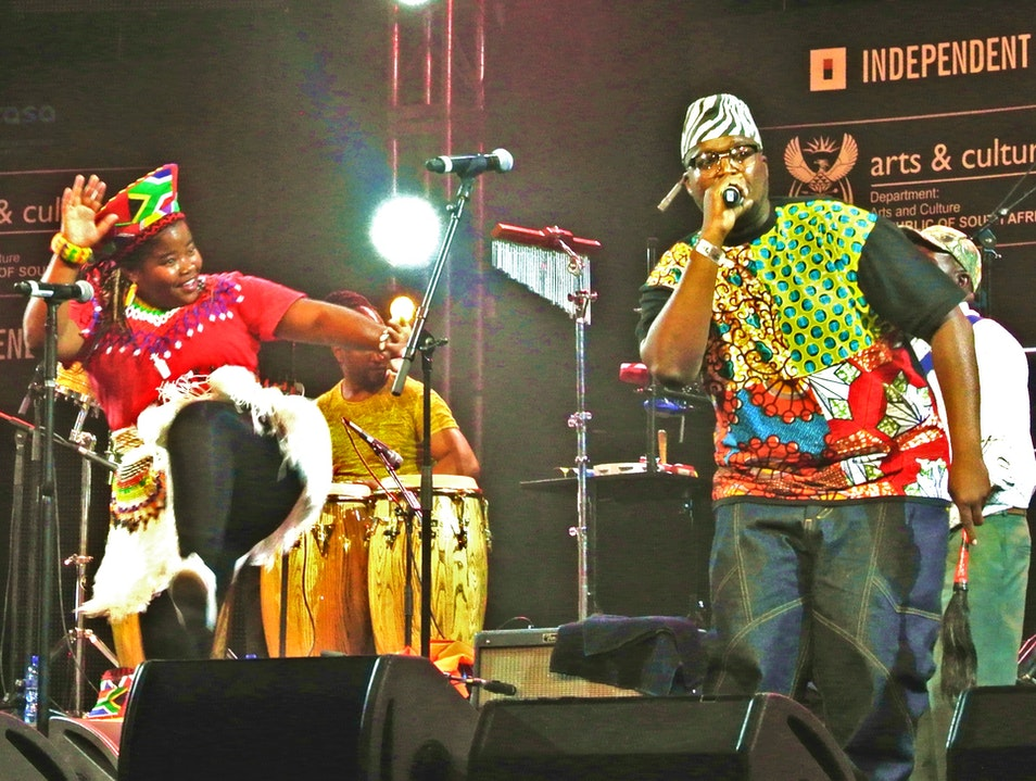 Mahotella Queens 50th Anniversary Celebration in Capetown Cape Town  South Africa