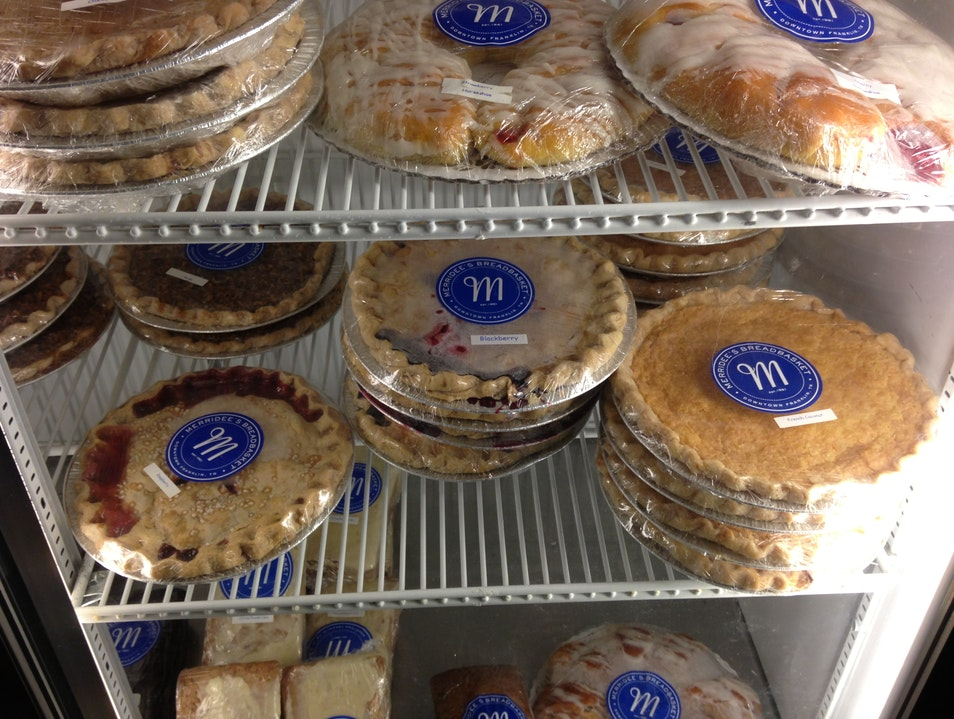 For Scratch-Made Lunch...and Pie