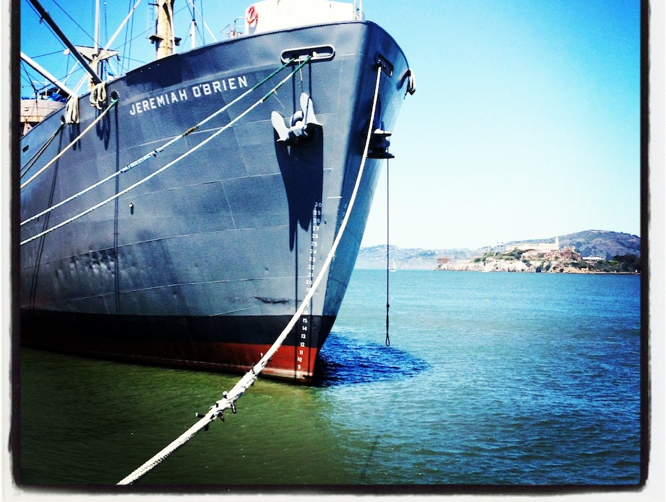 Liberty Ship Salute San Francisco California United States