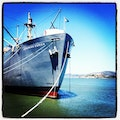 SS Jeremiah O'Brien-National Liberty Ship Memorial San Francisco California United States
