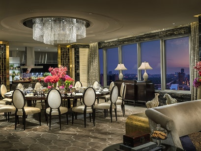 The Palatial Imperial Suite Beijing  China