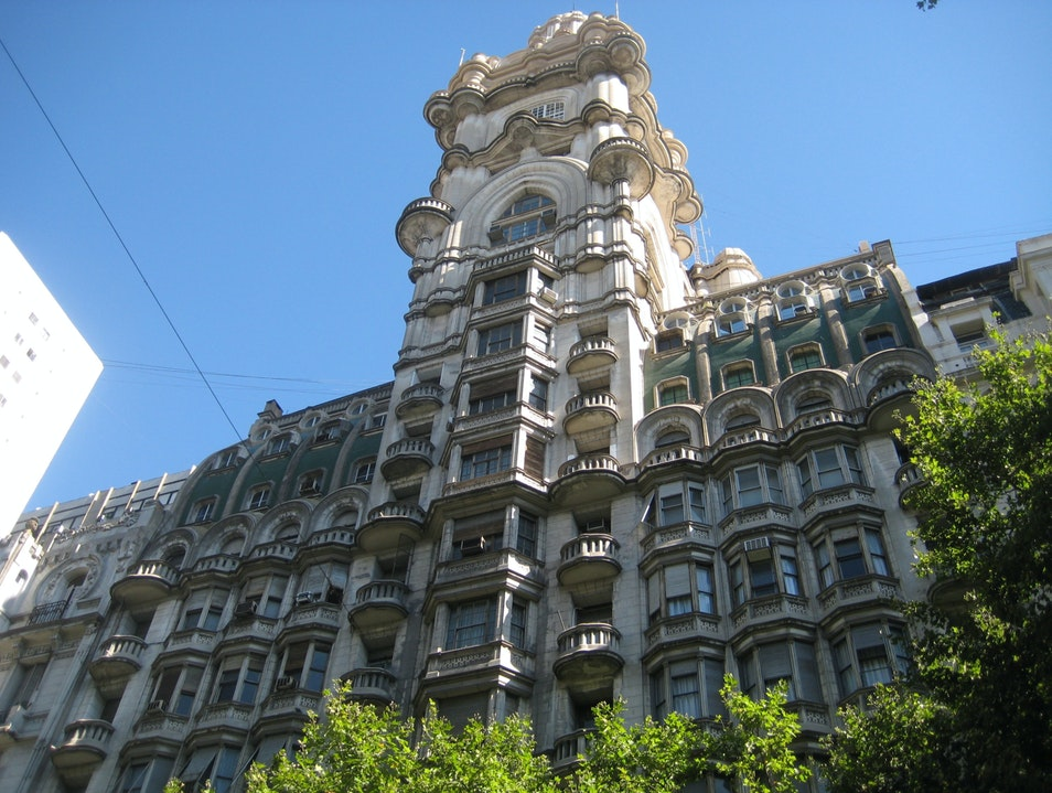 Step into heaven and hell: Buenos Aires' literary palace Buenos Aires  Argentina