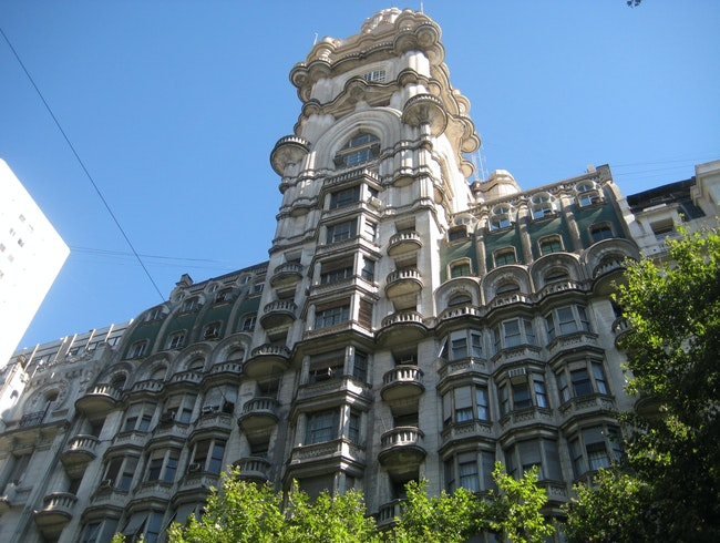 Step into heaven and hell: Buenos Aires' literary palace
