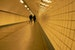 This is Belgium:  Pedestrian Tunnel in Antwerp