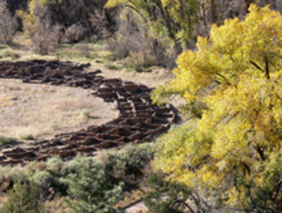 Bandelier National Monument: Living Pueblo History Los Alamos New Mexico United States