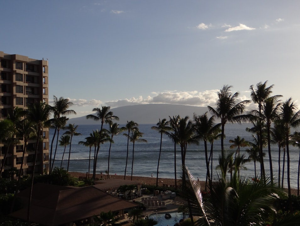 Maui Luxury Condominiums Lahaina Hawaii United States