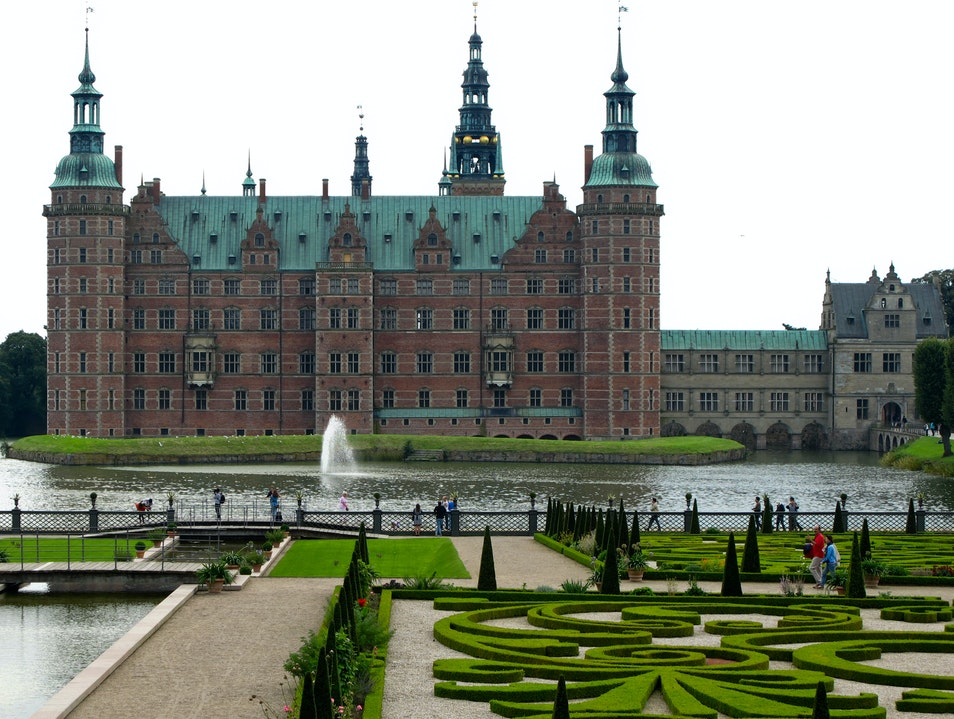 The Picture-Perfect Palace Hillerød  Denmark