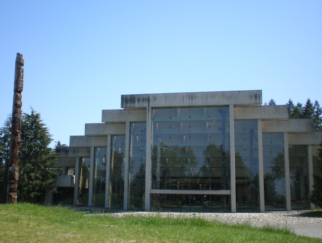 Vancouver's Museum of Anthropology