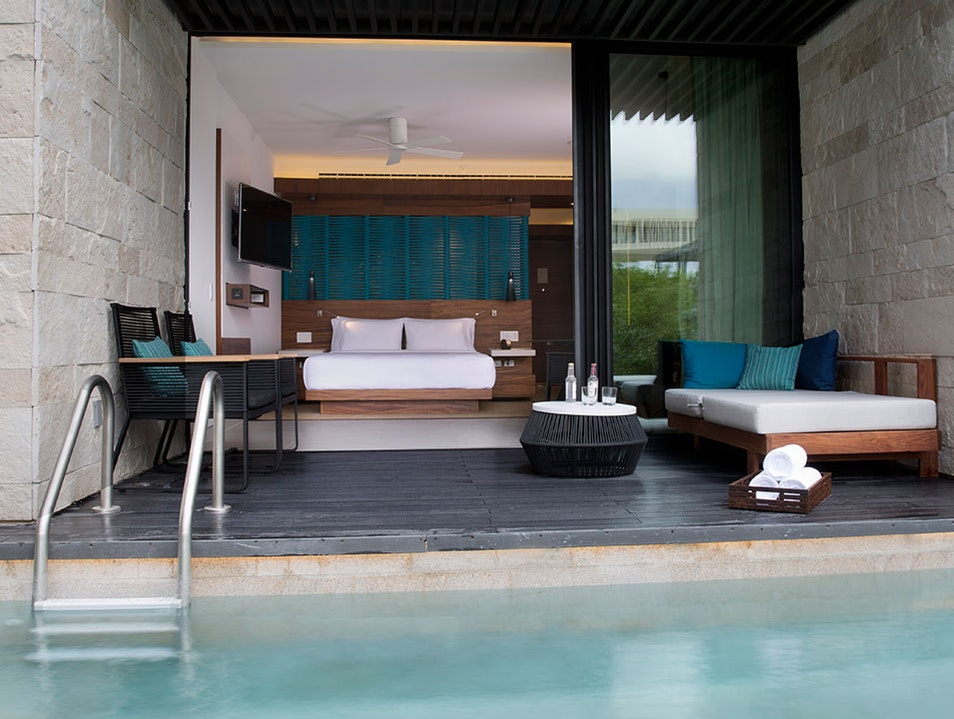 Artistic Expression and Location a Winning Combination at Grand Hyatt Playa del Carmen Playa Del Carmen  Mexico