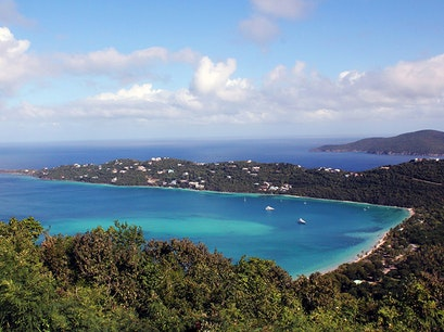 Drake's Seat, St. Thomas Northside  United States Virgin Islands
