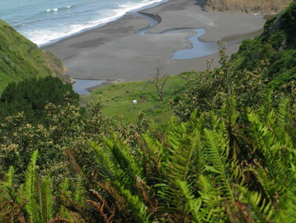HIking The Lost Coast Whitethorn California United States
