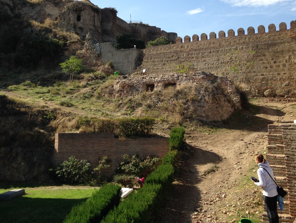 Go back in time at the Nariqala fortress