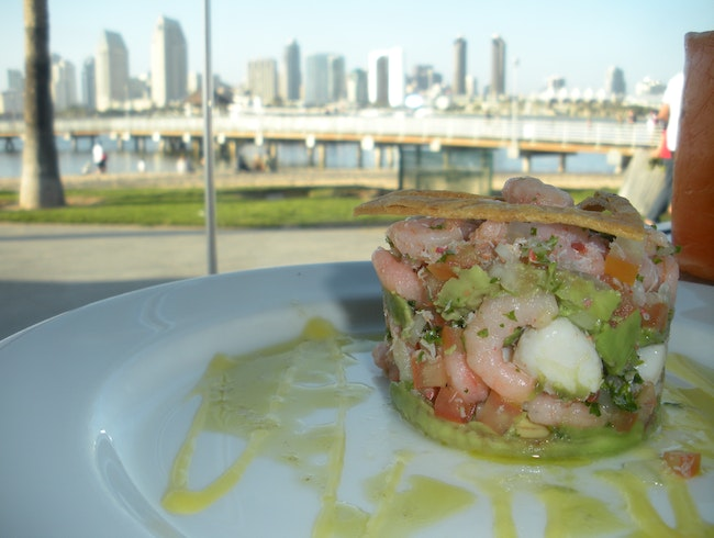 Fine Food and Fantastic Views of San Diego