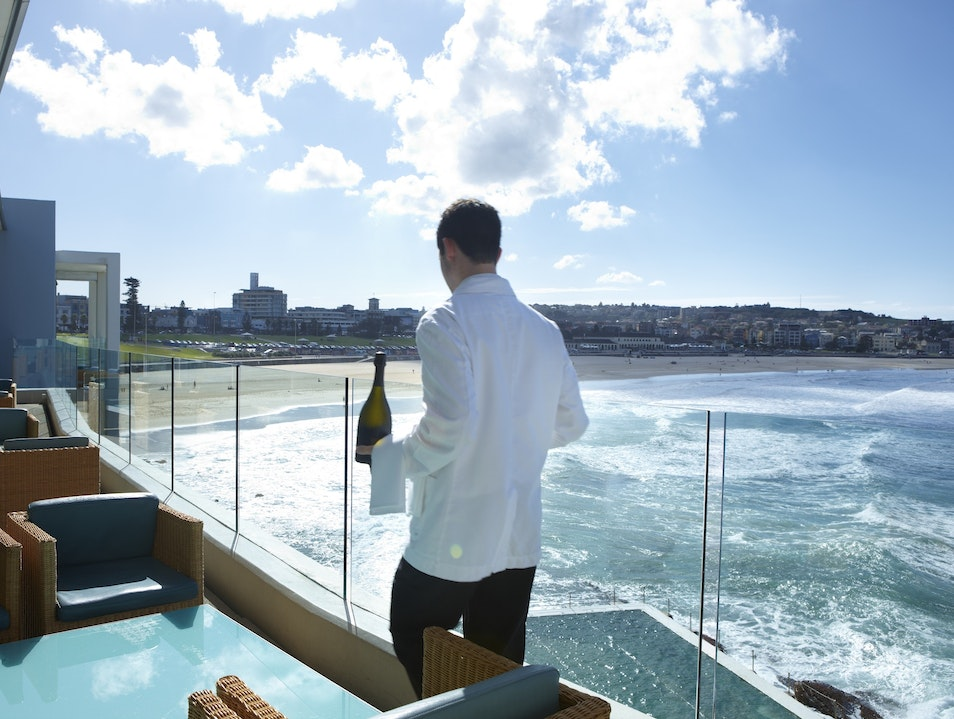 Icebergs Dining Room and Bar, Sydney Bondi Beach  Australia