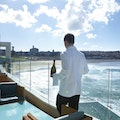 Icebergs Dining Room and Bar Bondi Beach  Australia
