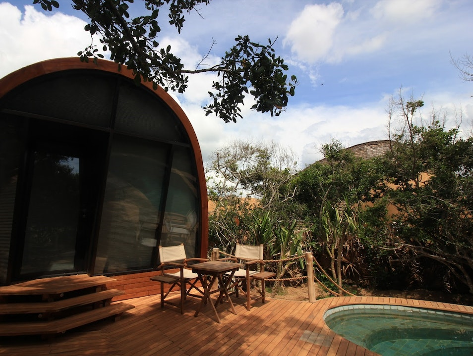 Glamping at Wild Coast Tented Lodge  Palatupana  Sri Lanka