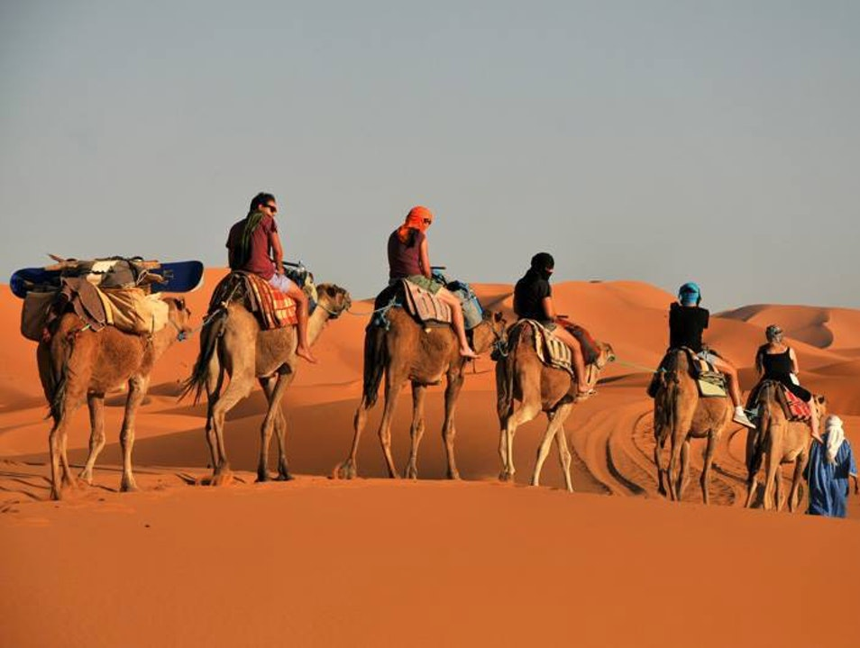 3,4,5 Days Tours From Marrakech To Merzouga Desert, Desert Excursions From Marrakech, Fes Desert Tours Fes  Morocco
