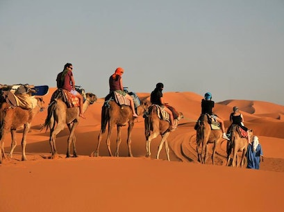 3 Days Tours From Marrakech To Desert Fes  Morocco