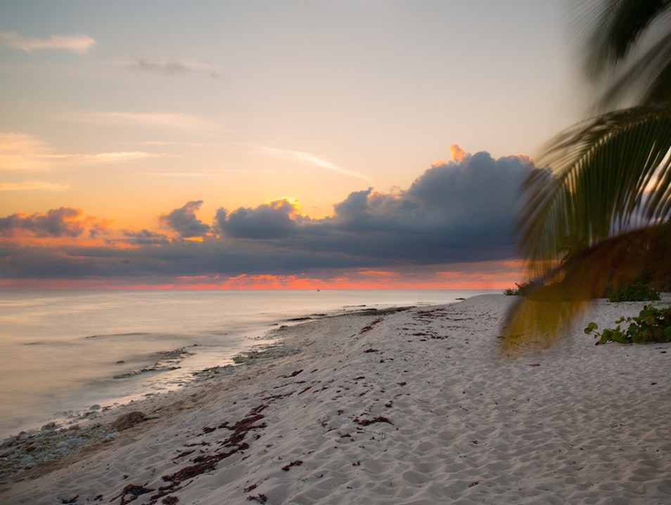 Point of Sand Beach: Off the beaten path in Little Cayman Sister Islands  Cayman Islands