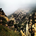 Cathedral Peak Santa Barbara California United States