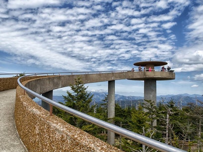 Clingmans Dome  Gatlinburg Tennessee United States