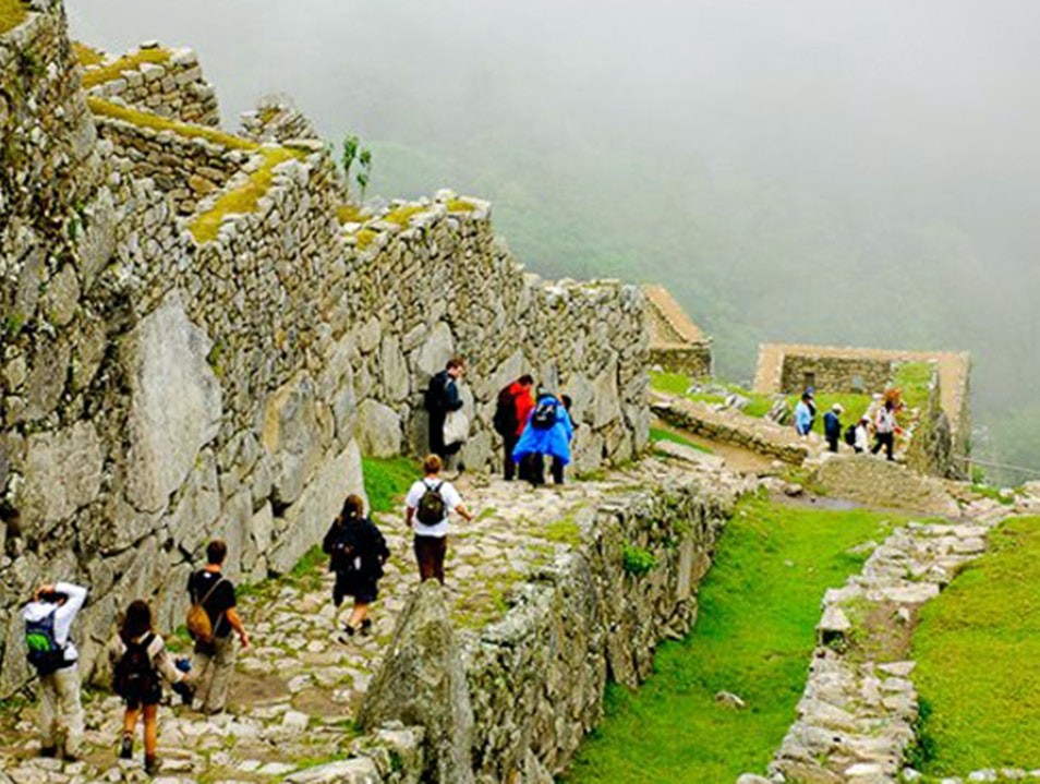 2 day inca trail permits real-time availability Urubamba  Peru
