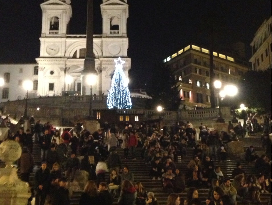 Christmas In Rome Rome  Italy