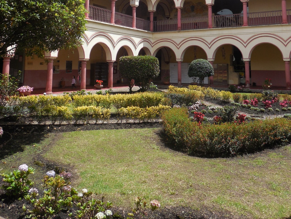 Experience Colonial Architecture in Cloister St. Augustine