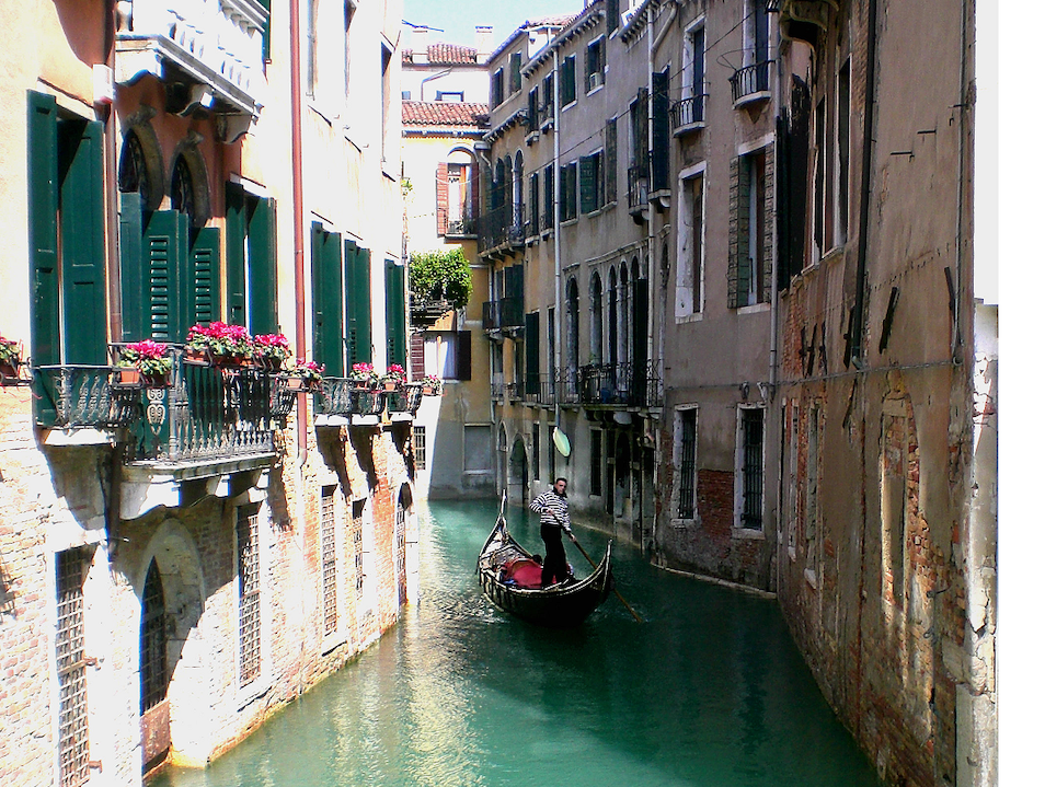 Viewing Venice